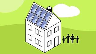 Stadtwerke Karlsruhe - Solar Animation