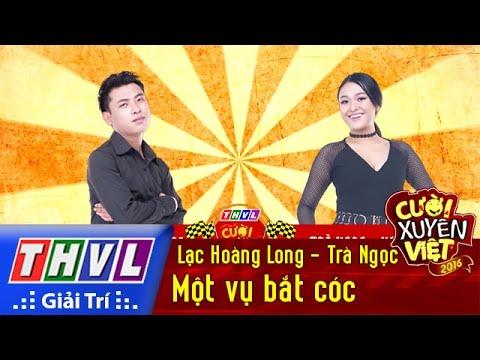 THVL | Cười xuyên Việt 2016 – Tập 4: Một vụ bắt cóc – Lạc Hoàng Long, Trà Ngọc