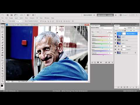 Photoshop Tutorial - Dragan Effect -PpCnieu-YpI
