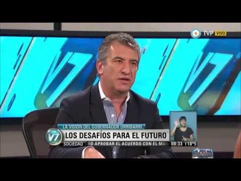 """La TV P�blica le da cr�dito al """"Debate para todos"""" que pide Urribarri"""