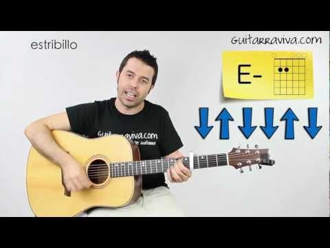 Corre Jesse Joy Tutorial Guitarra como tocar acordes ritmo guitarra facil