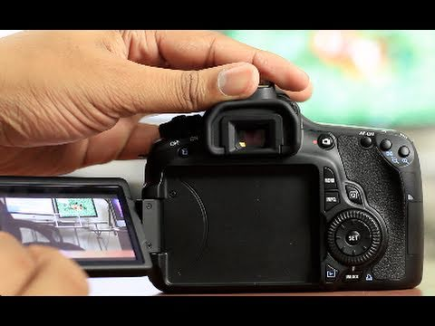 Review: Canon 60D (DSLR)
