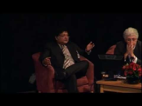 """The hole in the wall: self organising systems in education"" - Sugata Mitra at ALT-C 2010"
