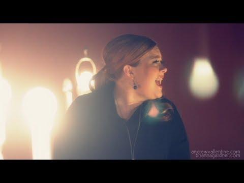 Adele - Set Fire To The Rain Music Video