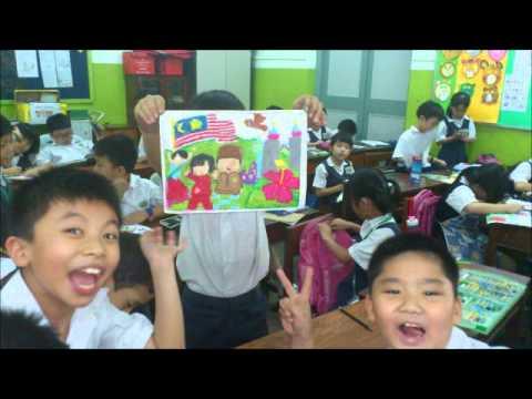 一个马来西亚,一个二红班Happy Independence Day, Malaysia!