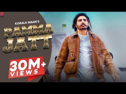 Pamma Jatt : Korala Maan Ft Gurlej Akhtar (Official Video) Desi Crew | Latest Punjabi Songs 2020