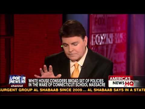 Deneen Borelli vs  John Hlinko Debate Gun Control Broad Rule Changes   Americas News HQ   1 12 13