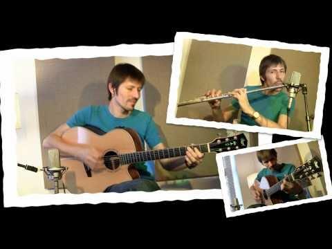 Oliver Mochmann - Tag Mit Dir [latin-jazz, brazilian music | acoustic guitar & flute]