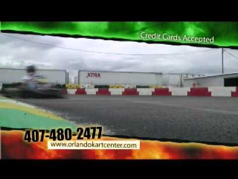 Orlando Kart Center Promotiona Video