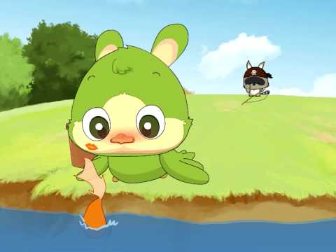 Funny Cartoons for Children: Kids Cartoon Movie: Cute Animation Characters: TYZU Wonder Jungle