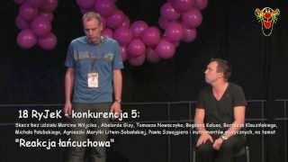 Czesuaf - Skecz bez udziału... na temat: Reakcja łańcuchowa (XVIII RYJEK 2013)