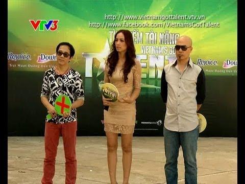 Vietnam\'s Got Talent 2012 – Tập 8