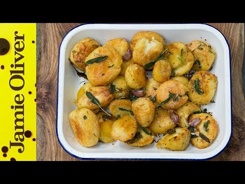 Roast Potatoes Three Ways | Jamie Oliver - UCpSgg_ECBj25s9moCDfSTsA