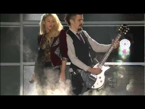 Shakira - Devoción (Latin Grammys 2011) HD [1920x1088]