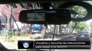ESPEJO RETROVISOR CON MONITOR PARA REVERSA