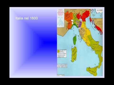 Unità d'Italia - prima parte
