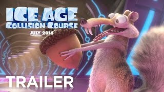 Ice Age: Collision Course Official Trailer 3