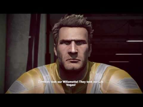Dead Rising 2 Walkthrough - Case 1-1 Part 1 [HD] (PS3/X360/PC)
