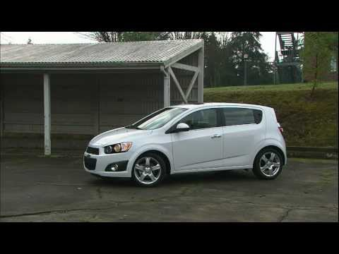 2012 Chevrolet Sonic LTZ Turbo