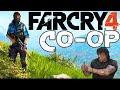 Far Cry 4 Co-Op - Ninja Rambo