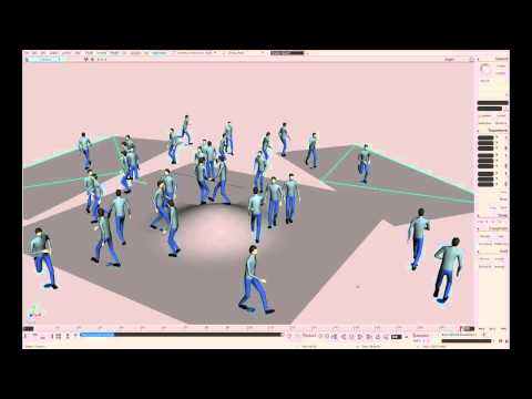 Softimage Tutorial: CrowdFX