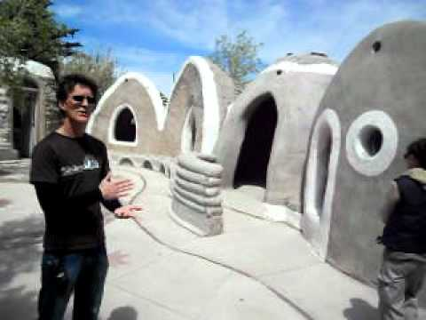 Cal-Earth Natural Building - Earth Art & Architecture (Day 1 - Intro)