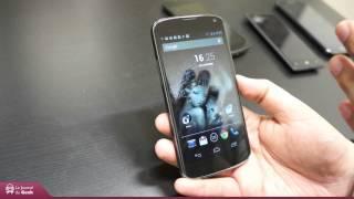 Vidéo : Google Nexus 4