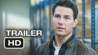 Jack Reacher Official Trailer (2012) - Tom Cruise Movie HD