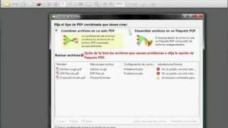 como crear archivos pdf