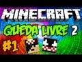 Minecraft Aventura: Queda Livre 2 - Episódio 1