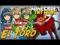 Minecraft: EL TORO! #3 (TNT Wars)