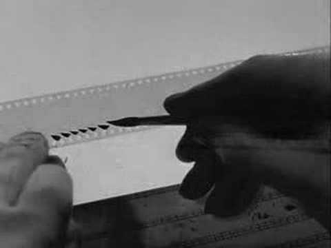 Norman McLaren: Pen Point Percussion