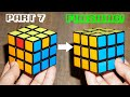 How to Solve a Rubik's Cube - Step 7 - Finishing the Cube