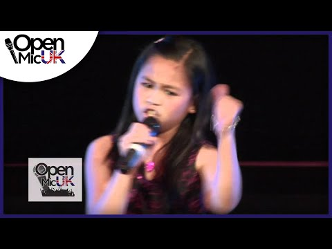Open Mic UK | Arisxandra Libantino | North & North East Area Final