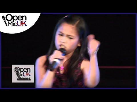 Open Mic UK | Arisxandra Libantino | North & North East Area Final