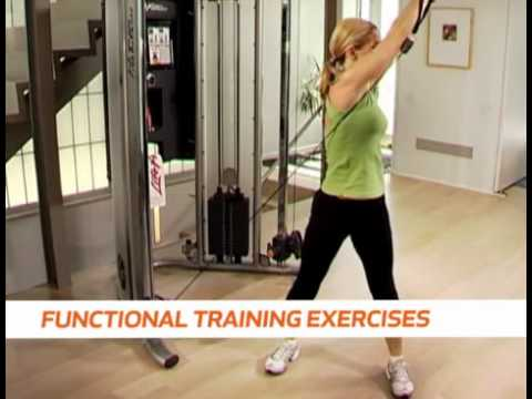 Life Fitness G7 Functional Trainer Home Gym - Overview