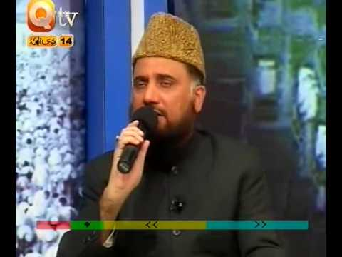 URDU NAAT(Kabe Ka Kaba Dekho)SYED FASIHUDDIN SOHARWARDI IN QTV.BY  Naat E Habib