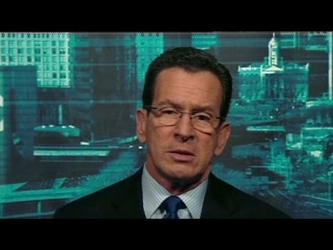 Conn. Gov. Malloy: Sandy Hook is a wake-up call