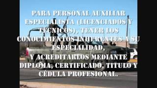 REQUISITOS PARA INGRESAR AL EJÉRCITO MEXICANO [SEDENA] 2013