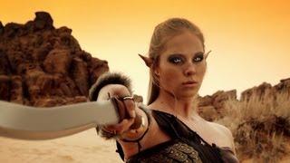 Saga Curse of the shadow 2013 (not official trailer)