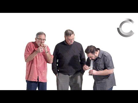 Ex-Cops Smoking Weed: Full Video