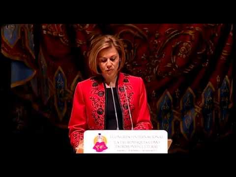 Cospedal y Wert inauguran el I Congreso Internacional 'La Tauromaquia como patrimonio cultural'
