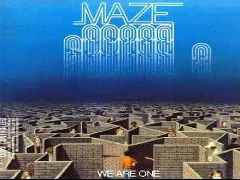 MAZE  ft Frankie Beverly  - We Are ONE 1983