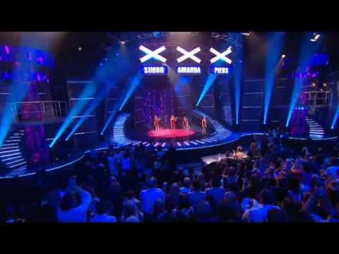 Escala (Scala) - Britain-s Got Talent 2 Final