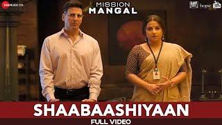 Shaabaashiyaan - Full Video | Mission Mangal