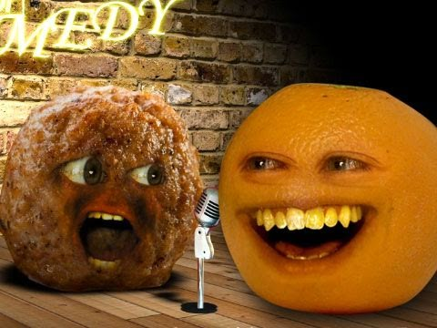 Annoying Orange: Comedy Clubbing