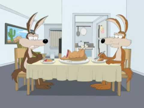 Coyote kill road runner OOO noooo !!