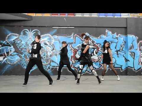 "2NE1 ""I AM THE BEST"" Choreography Practice (Uncut Ver.) [EPSILON COVER]"