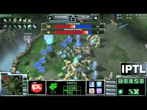 Isurus Gaming vs Rip ZeeZ - Game 7 - IPTL Amateur S1