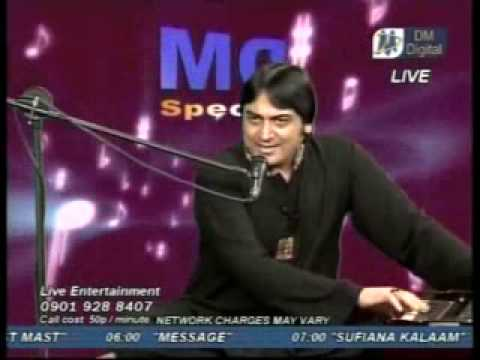 khalil haider ghazal DMTV4